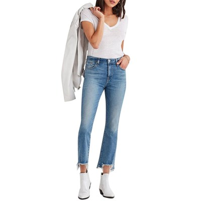 7 FOR ALL MANKIND Jean flare - bleu jean