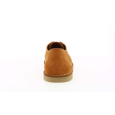 KICKERS Twistee - Derbies en cuir - beige