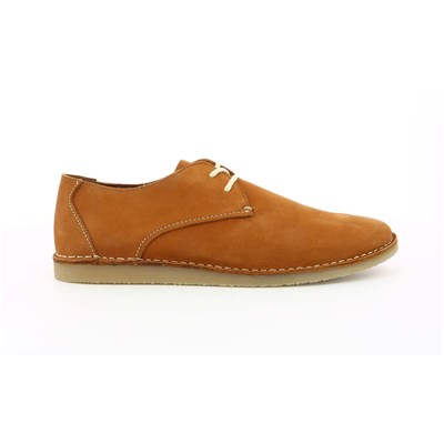 KICKERS Twistee - Derbies en cuir - camel