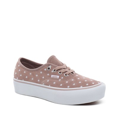 VANS Authentic plateform 2.0 - Tennis en daim - chair