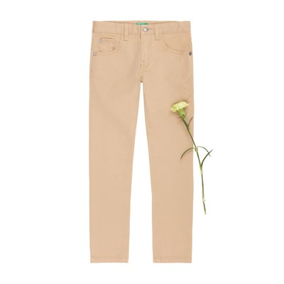 BENETTON Slim - beige