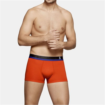 IAMWHATIWEAR Lot de 2 boxers - orange