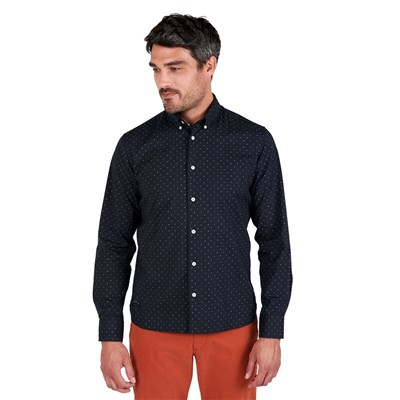 OXBOW Campa - Chemise manches longues - noir