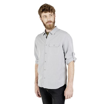 OXBOW Chym - Chemise manches longues - gris