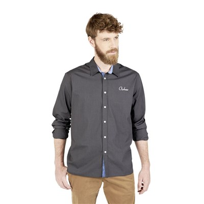 OXBOW Caviro - Chemise manches longues - anthracite