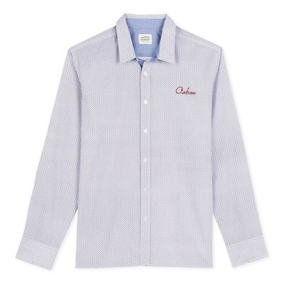 OXBOW Cavano - Chemise manches longues - rouille