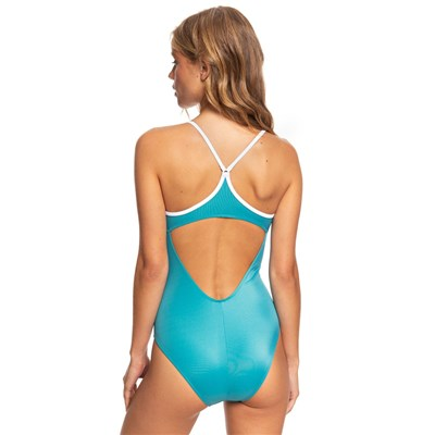 ROXY Fitness - Maillot 1 pièce - turquoise