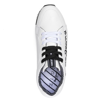 PEPE JEANS FOOTWEAR Zion Smart - Baskets basses - blanc