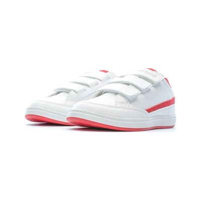LE COQ SPORTIF Courtclay PS Sport - Baskets basses - blanc