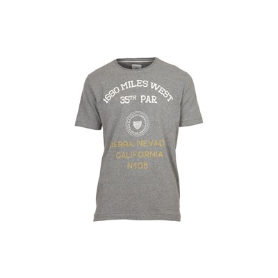 SELECTED California - T-shirt manches courtes - gris