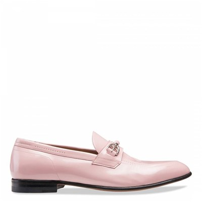 BALLY Dealla - Mocassins en cuir - rose