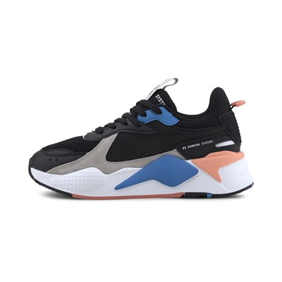 PUMA RS-X Monday - Baskets basses - noir