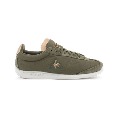 LE COQ SPORTIF Quartz W Metallic - Baskets basses - or