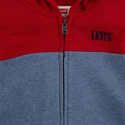 LEVI'S KIDS Sweat à capuche - rouge