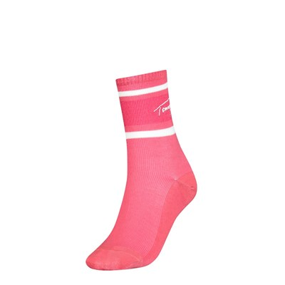 TOMMY HILFIGER Chaussettes - rose
