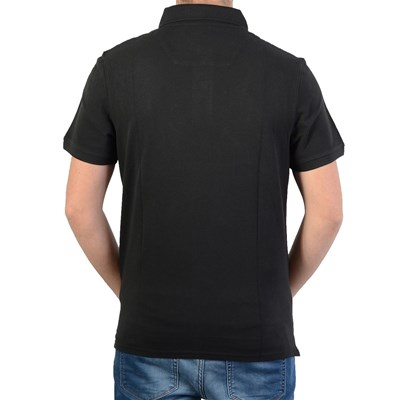 TIMBERLAND Milliers River - Polo manches courtes - noir