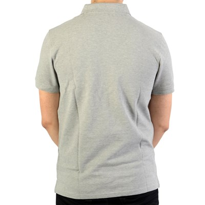 TIMBERLAND Polo manches courtes - gris