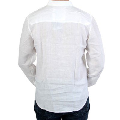 DEELUXE Timeo - Chemise manches longues - blanc