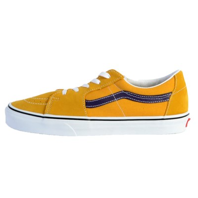 VANS SK8 Low - Baskets basses en cuir - miel