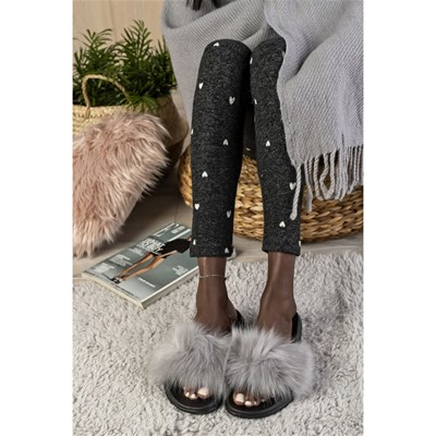 FUNKY STEPS Chaussons - gris