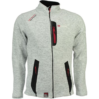 Geographical Norway - Trampoline - Polaire - blanc