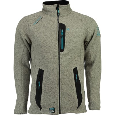 Geographical Norway - Trampoline - Polaire - gris clair