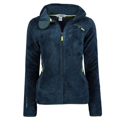 GEOGRAPHICAL NORWAY Upaline - Polaire - bleu marine