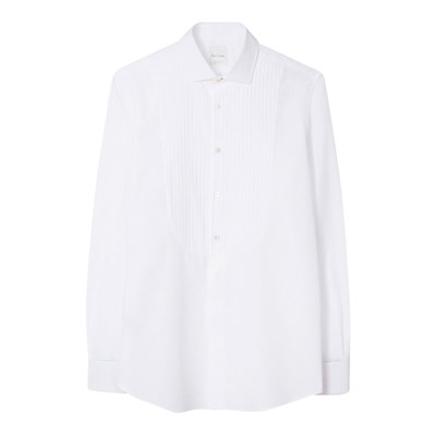 PAUL SMITH Tailored Fit - Chemise manches longues - blanc