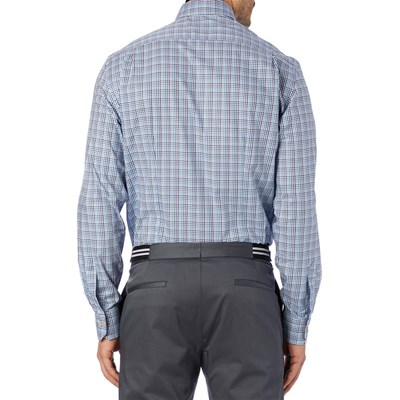 PAUL SMITH Tailored Fit - Chemise manches longues - bleu