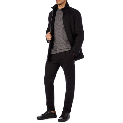 PAUL SMITH Regular Fit - Chemise manches longues - charbon