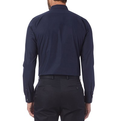 PAUL SMITH Tailored Fit - Chemise manches longues - bleu marine