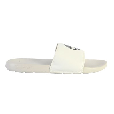 TIMBERLAND Claquettes - blanc