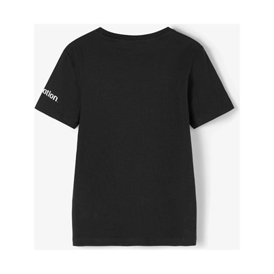 NAME IT Play Station - T-shirt manches courtes - noir