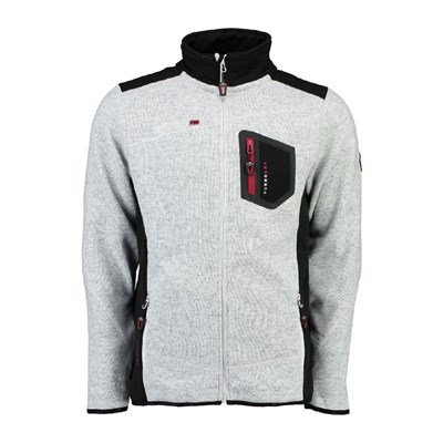 GEOGRAPHICAL NORWAY URVAL - Polaire - blanc