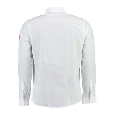 GEOGRAPHICAL NORWAY Zolduc - Chemise manches longues - blanc