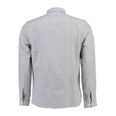 GEOGRAPHICAL NORWAY Zolduc - Chemise manches longues - gris