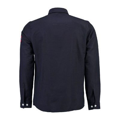 GEOGRAPHICAL NORWAY Zolduc - Chemise manches longues - bleu marine