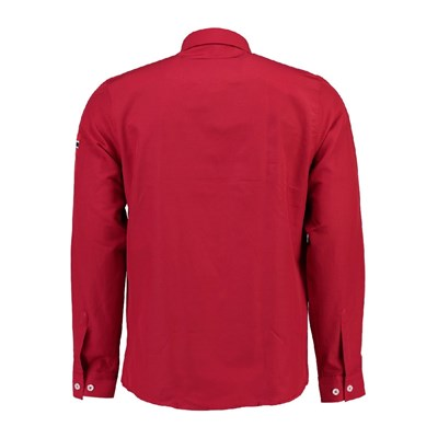 GEOGRAPHICAL NORWAY Zolduc - Chemise manches longues - rouge