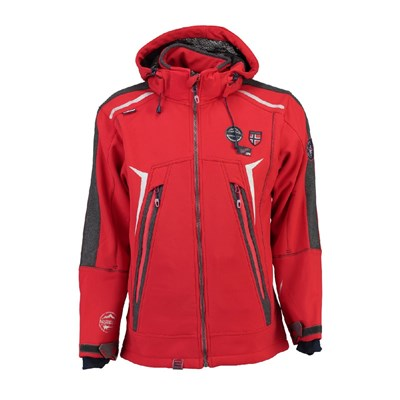 GEOGRAPHICAL NORWAY Tonic - Veste softshell - rouge