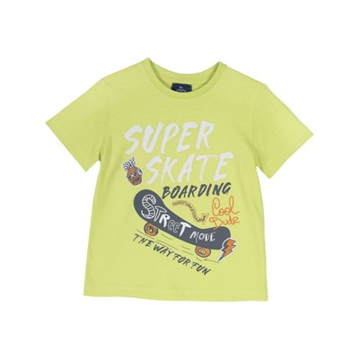 CHICCO T-shirt manches courtes - vert