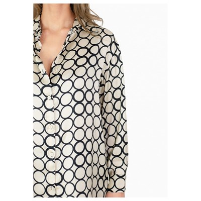 KEBELLO Chemise manches longues - beige