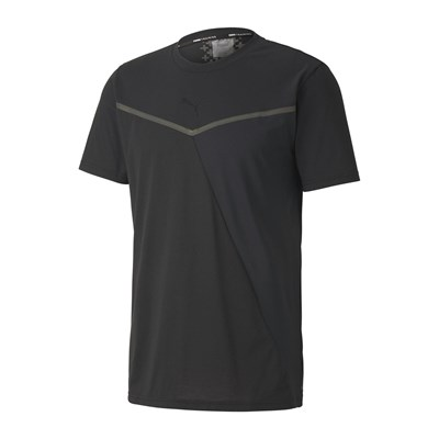 PUMA FD PWR Thermo - T-shirt manches courtes - noir