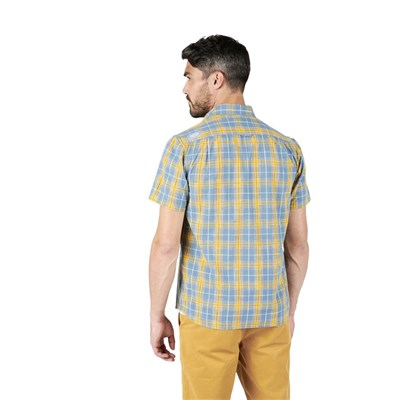 OXBOW Costal - Chemise manches courtes - gris