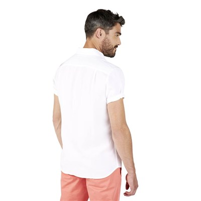 OXBOW Commi - Chemise manches courtes - blanc