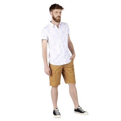 OXBOW Cilma - Chemise manches courtes - blanc