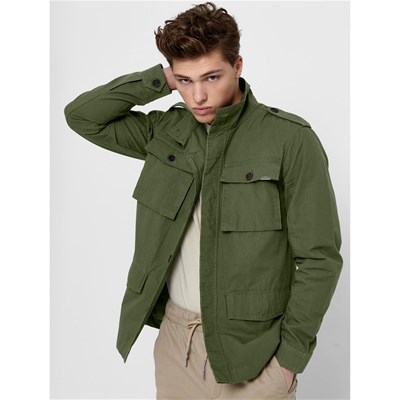 ONLY & SONS Carter - Saharienne - olive