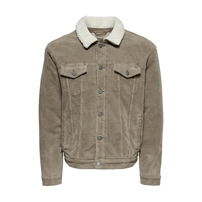 Only & sons - Louis - Veste - taupe