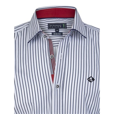 SIR RAYMOND TAILOR Tiziano - Chemise manches longues - bleu