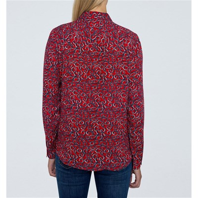 PEPE JEANS LONDON Camelia - Chemise manches longues - rouge