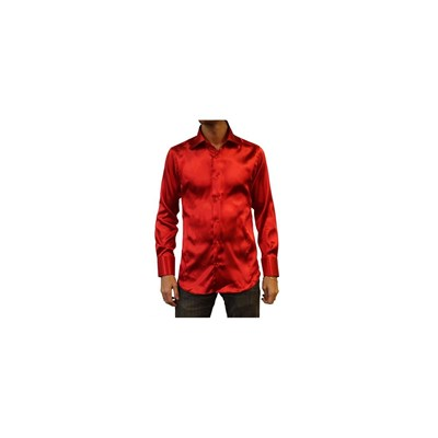 KEBELLO Chemise manches longues - rouge